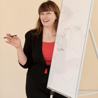 Regenia Bailey whiteboard