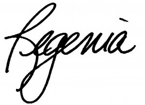 Regenia Bailey x-large signature